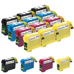 16 Compatible Ink Cartridges To Replace Epson 29 29XL Strawberry Series