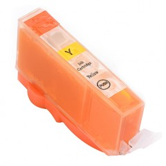 Compatible Canon CLI-526 Yellow Ink Cartridge (13.5ml)