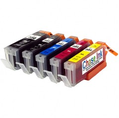 Compatible Canon PGI-550 / CLI-551 Ink Cartridge Pack - 5 Inks (70ml)