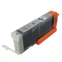 Compatible Canon CLI-571 Grey Ink Cartridge (12ml)