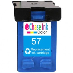 HP 57 Colour - Remanufactured Ink Cartridge (19.5ml)