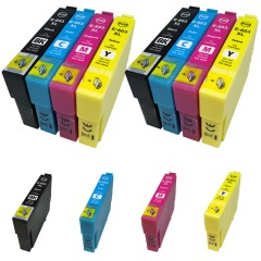 603 603XL 10 Ink Multipack