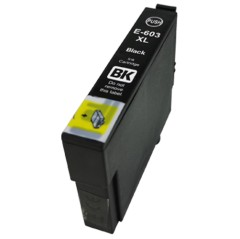 603 603XL Compatible Black Ink Cartridge