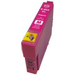 Compatible 603 603XL Magenta Ink Cartridge