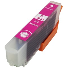 Magenta - Compatible Ink Cartridge To Replace Epson 26 26XL (12ml)