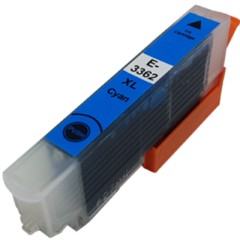 Epson_33XL_T3362_Compatible_Cyan_Ink_Cartridge