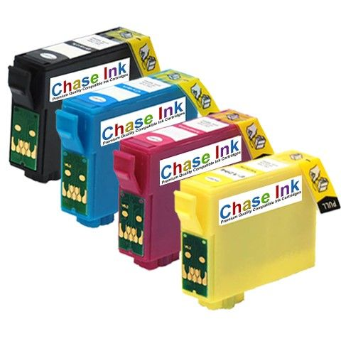 Multipack - 4 Compatible Ink Cartridges To Replace Epson 29 29XL 2986 2996 (60ml)