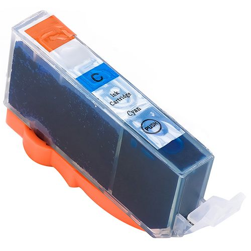 Compatible Canon CLI-521C Cyan Ink Cartridge (13.5ml)