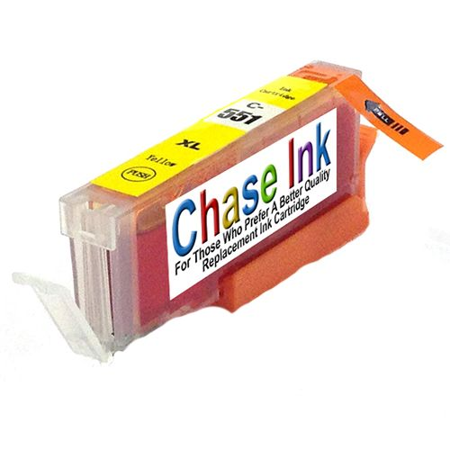 Compatible Canon CLI-551 Yellow Ink Cartridge (12ml)